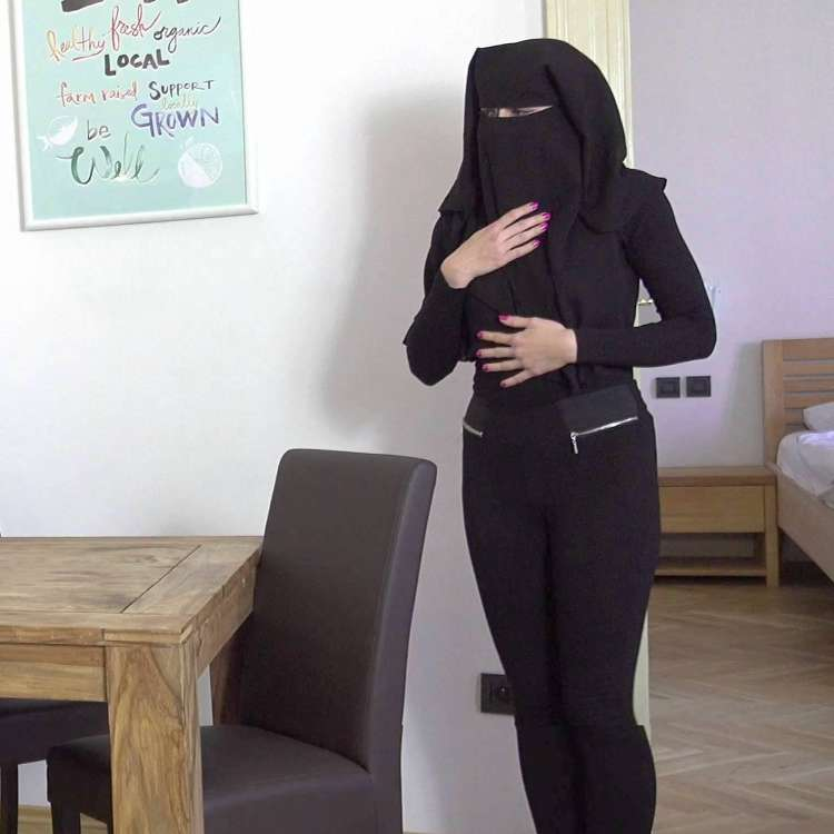 Hijab sex muslim Muslim Hijab